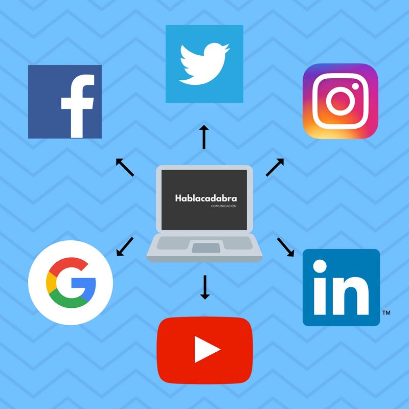 gestión de redes sociales y reputación online